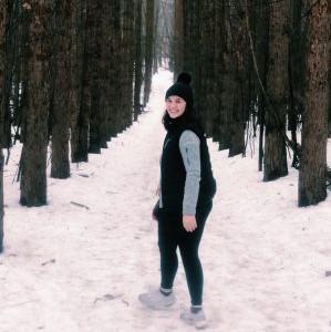 2020-2021 Admission Student Intern, Hannah Shiner '21