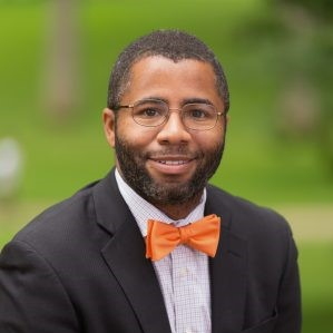 Assistant Director of Admission, Marcus Johnson